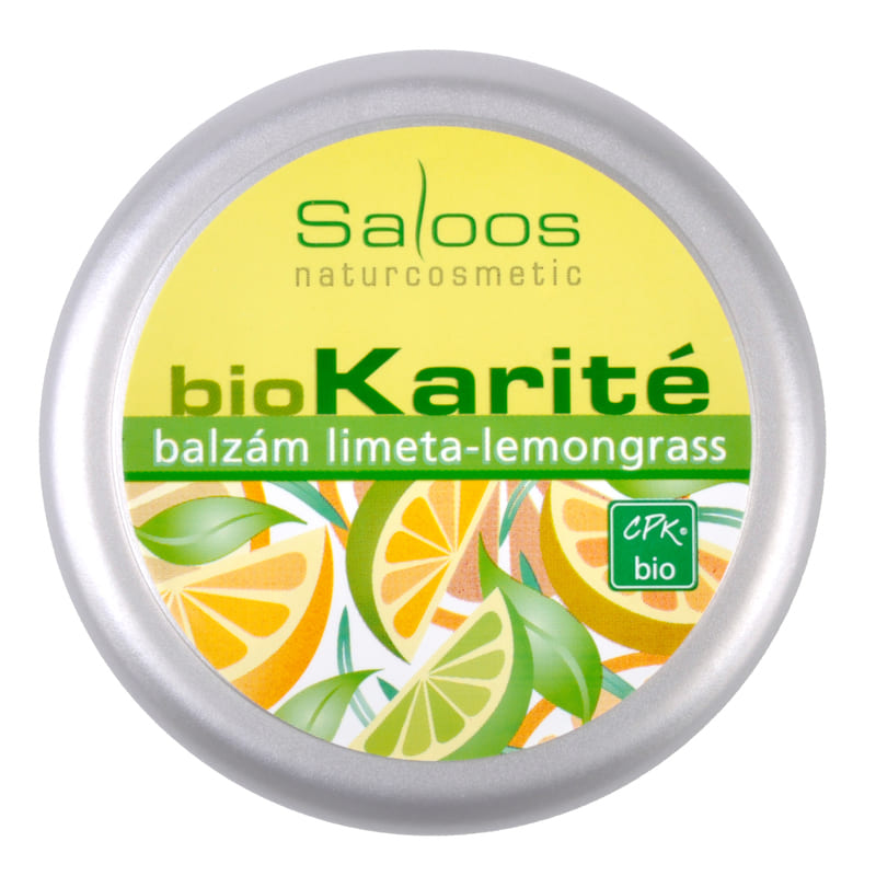 LIMETA-LEMONGRASS BIO BALZÁM 50ml